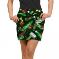 LoudMouth Ladies Swilcan Burn StretchTech Skort