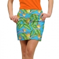 LoudMouth Ladies Tahiti StretchTech Skort