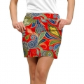 LoudMouth Ladies Hotel Lobby StretchTech Skort