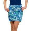 LoudMouth Ladies Summer of Love StretchTech Skort