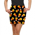 LoudMouth Ladies Candy Corn Skort