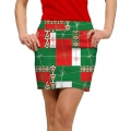 LoudMouth Ladies Gift Wrapped StretchTech Skort