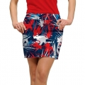 LoudMouth Ladies Icicles Skort