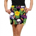 LoudMouth Ladies Skull Grotto Skort