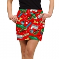 LoudMouth Ladies Barry Burn Skort