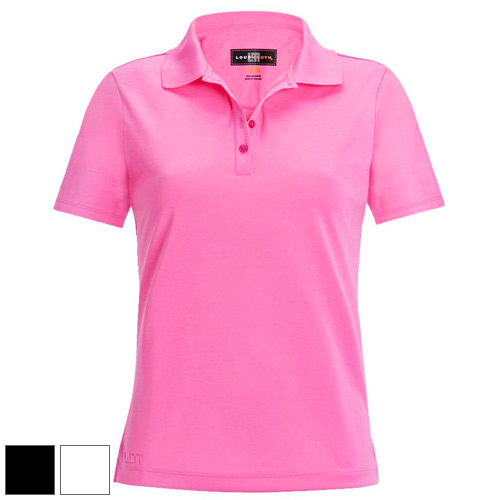 LoudMouth Ladies Essential Polo Shirts