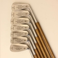 Louisville Golf Precision Hickory Iron Set