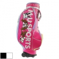 MU Sports Ladies Wheel Cart Bag (#703Q2102)