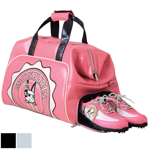 MUスポーツ Ladies Boston Bag (#703R1203)