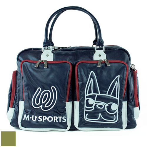 MUスポーツ Ladies Boston Bag (#703R6251)