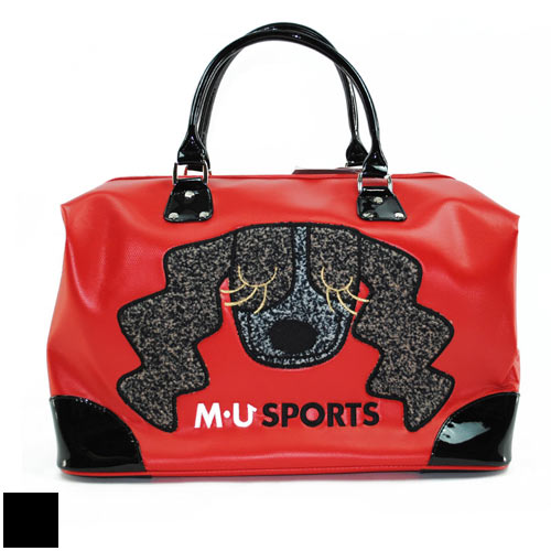 MUスポーツ Ladies Boston Bag (#703R6203)