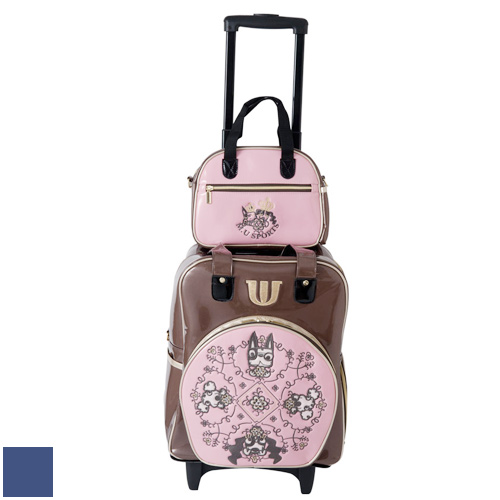 MUスポーツ Ladies Wheel Boston Bag (#703Q6201)