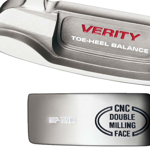 Maruman Verity MP-7206 Blade Putters