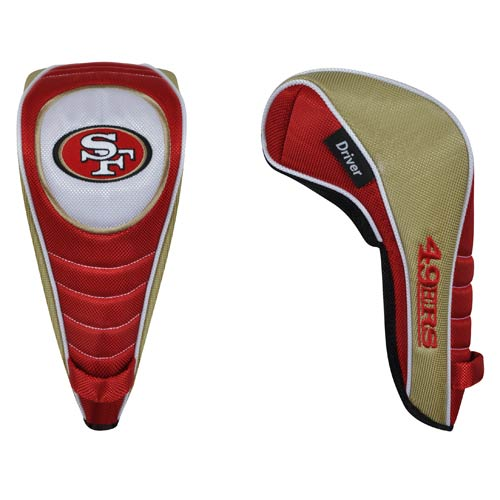 McArthur スポーツ NFL 49ers Driver Headcovers