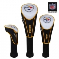 McArthur Sports NFL Steelers Headcover Sets