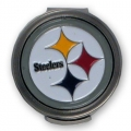 McArthur Sports NFL Steelers Hat Clip and Ball Markers