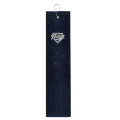 McArthur Sports MLB Padres Embroidered Tri-Fold Towels