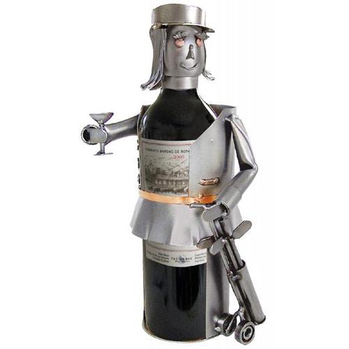 Golfer Female Wine Caddies