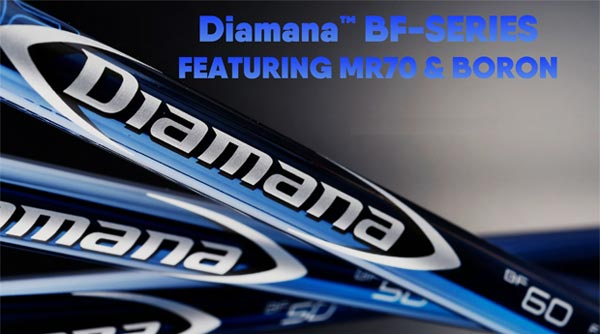 Mitsubishi Diamana BF Series Shaft