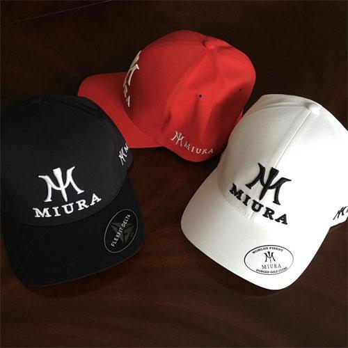 ミウラ ゴルフ Hat