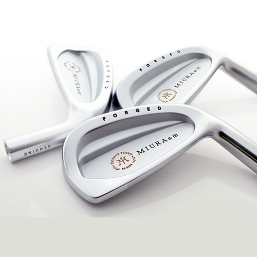 Miura PP-9003 Straight Neck Irons