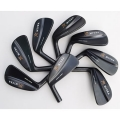 Miura Limited Forged LH-Black Blade Irons