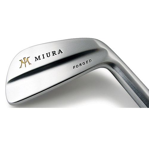 Miura Tournament Blade Irons