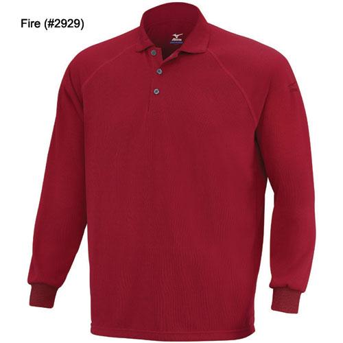 ミズノ ゴルフ DryLite Long Sleeve Shirts (#250143)