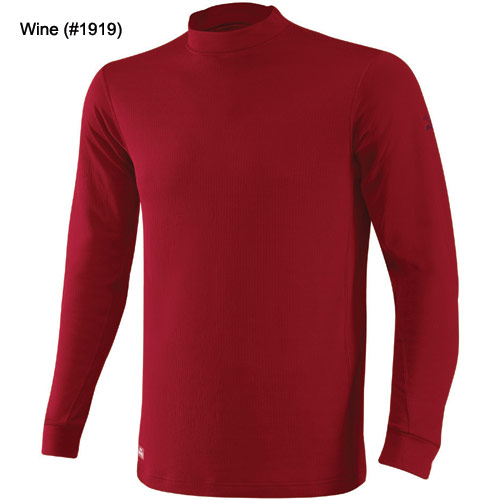 ミズノ ゴルフ Breath Thermo Wool Mock Shirts (#250144)/ミズノゴルフブレスサーモウールモックシャツ(#250144)【ゴルフウェアMizuno(ミズノ)】/MZN11000210/Mizuno(ミズノ)/激安クラブ USAから直送【フェアウェイゴルフインク】
