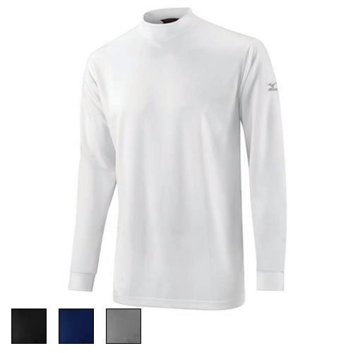 ミズノ ゴルフ WarmaLite Mock Shirts (#250155)/ミズノゴルフWarmaLiteモックシャツ(#250155)【ゴルフウェアMizuno(ミズノ)】/MZN0270/Mizuno(ミズノ)/激安クラブ USAから直送【フェアウェイゴルフインク】