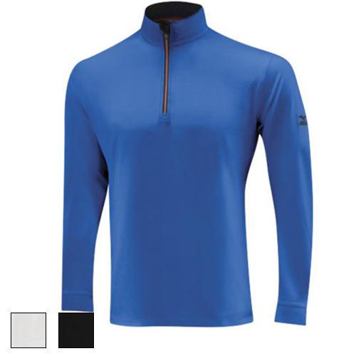 ミズノ ゴルフ WarmaLite Half Zip Shirts (#250156)/ミズノゴルフWarmaLiteハーフジップシャツ(#250156)【ゴルフウェアMizuno(ミズノ)】/MZN0271/Mizuno(ミズノ)/激安クラブ USAから直送【フェアウェイゴルフインク】