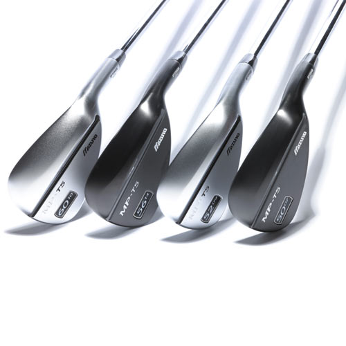 Mizuno MP T5 Black Ion Wedges