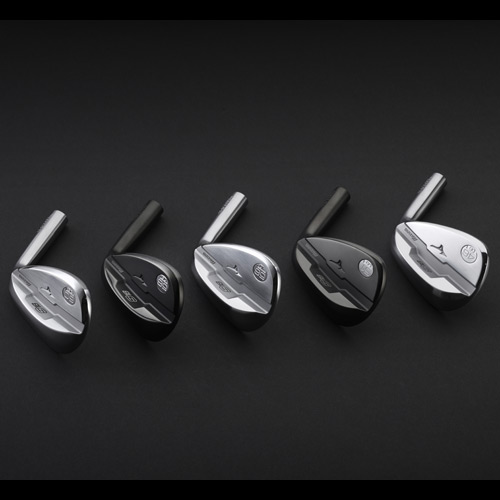 Mizuno S18 Chrome Wedge
