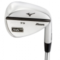 Mizuno MP T5 White Satin Wedges