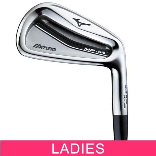 ミズノ ゴルフ Ladies MP 54 Irons