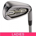 Mizuno Ladies JPX EZ Irons