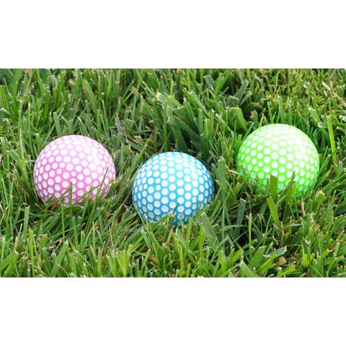 Navika Ladies Polka Dot Golf Balls