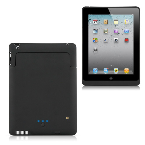 Naztech Power Cases for iPad 2 and iPad 3