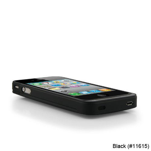 Naztech MFI Power Case for Apple iPhone 4/4S