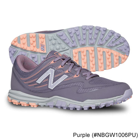 New Balance Ladies NBGW1006 Minimus Sport Golf Shoes