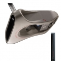 Nickel Putter No.1 Putters w/Black Grip
