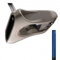 Nickel Putter No.1 Putters w/Blue Grip