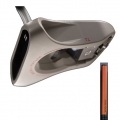 Nickel Putter No.1 Putters w/Orange Grip