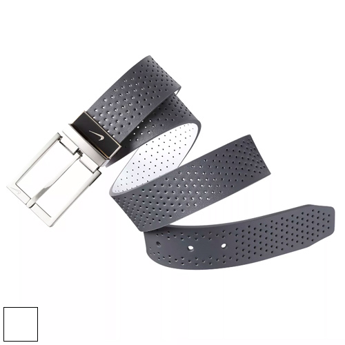 Nike Perforated Reversible Belts