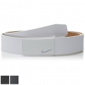 Nike Tonal Sleek Modern Plaque Belt
