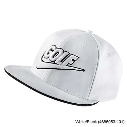 Nike Novelty Flat Bill 2.0 Adjustable Golf Hat