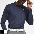 Nike Dri-FIT Victory Long Sleeve Standard Fit Golf Polo