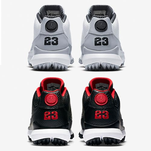 Nike Air Jordan 9 Retro Golf Shoes