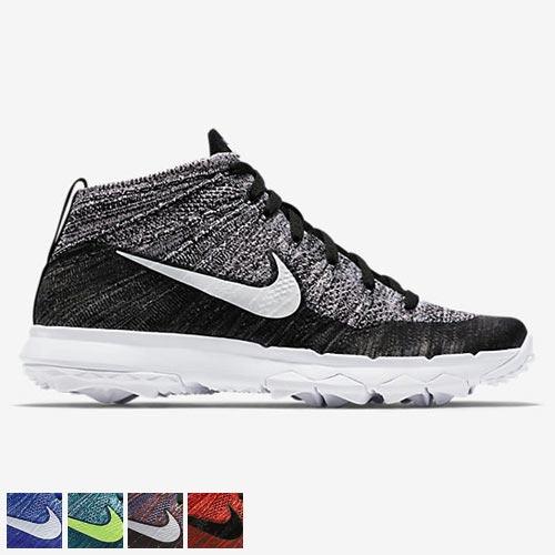 Nike Flyknit Chukka Shoes/ニューバランスレザー574ゴルフシューズ【ゴルフシューズNikeGolf(ナイキゴルフ)】/NKE1035/NikeGolf(ナイキゴルフ)/激安クラブ USAから直送【フェアウェイゴルフインク】
