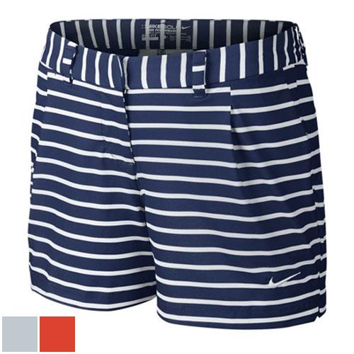 Nike Ladies Shorty Print Pants/ナイキレディースショーティープリントパンツ【ゴルフウェアNikeGolf(ナイキゴルフ)】/NKE1028/NikeGolf(ナイキゴルフ)/激安クラブ USAから直送【フェアウェイゴルフインク】